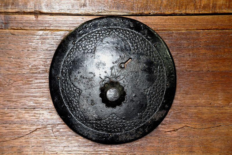 Japanese 2 section Tansu, Meiji period