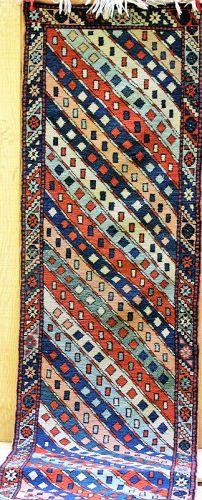 Turkish Tribal Wool Runner