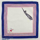 Eastern Airlines Junior Pilot Vintage Handkerchief