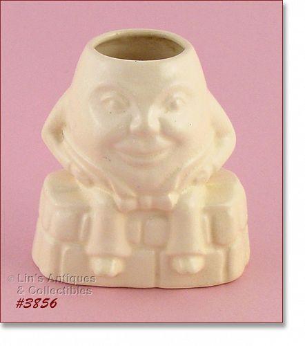 McCoy Pottery Humpty Dumpty Planter
