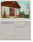 House of Dolls Santa Claus Land Indiana Postcard