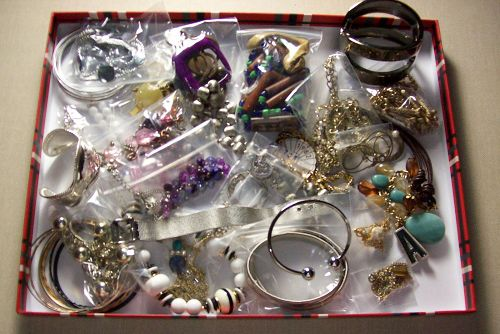 Vintage to Now Jewelry Lot 38 Pieces NO Junk Lot 1