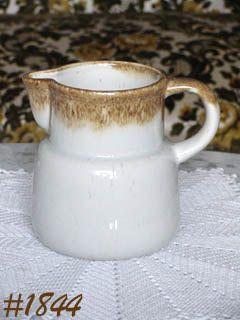 McCoy Pottery Graystone Pitcher