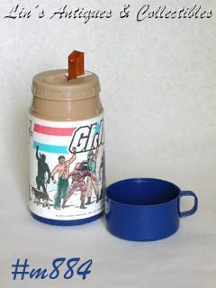 GI JOE THERMOS BY ALADDIN INDUSTRIES