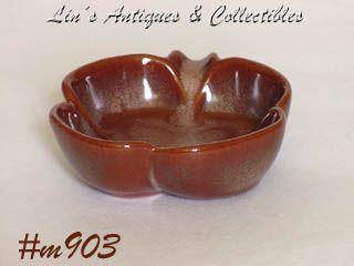 Frankoma 4 Leaf Clover Ashtray or Bowl