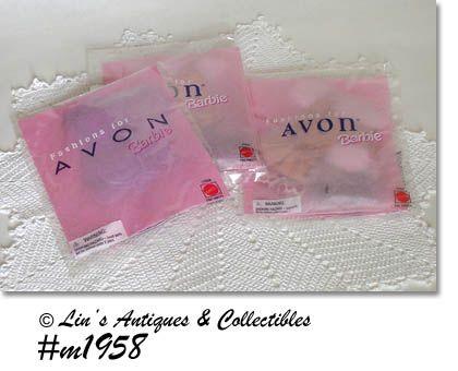 Barbie Fashions Avon 1996 MIP Choice