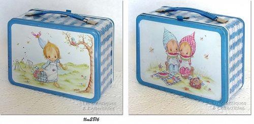 Vintage 1975 Betsey Clark Lunchbox Hallmark Kids