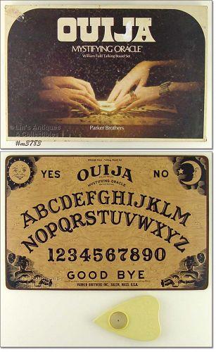 Ouija Board Ouija Mystifying Oracle in Box