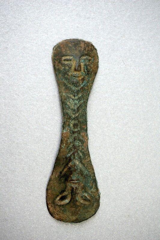 Ordos Bronze Harness Decoration, 1000-5000 BCE
