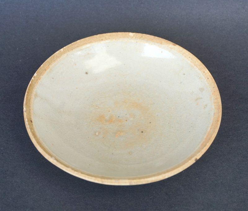 Northern Song Qingbai Bowl with Mark at Base