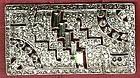 ART DECO GEOMETRIC Rhinestone PIN 1920s- 1930
