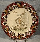 Royal Doulton DON QUIXOTE THE BLANKET TOSSING D2692R PLATE
