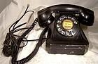 Stromberg-Carlson Model 1243 Desk Telephone 1940