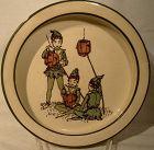 Royal Doulton Pixies D3690 Series Ware Baby Bowl 1920