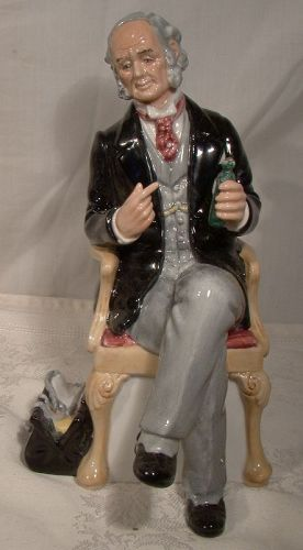 Royal Doulton The Doctor HN2858 Figurine