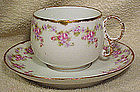 Elite Limoges BRIDAL WREATH CHINA - Assorted Pieces