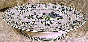 ROYAL WORCESTER Oriental Pattern CAKE STAND c1894