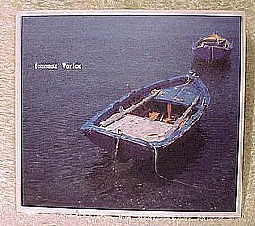 FENNESZ VENICE CD - Atmospheric 2004 w/ DAVID SYLVIAN