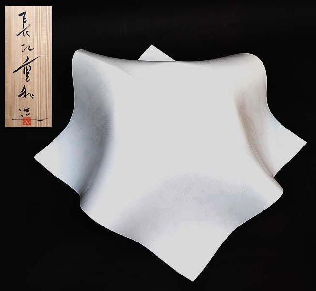 Important Nagae Shigekazu Contemporary White Object