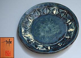Plate by Sodeisha Member Fujihira Shin