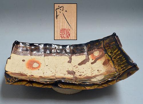 Plate by Koie Ryoji