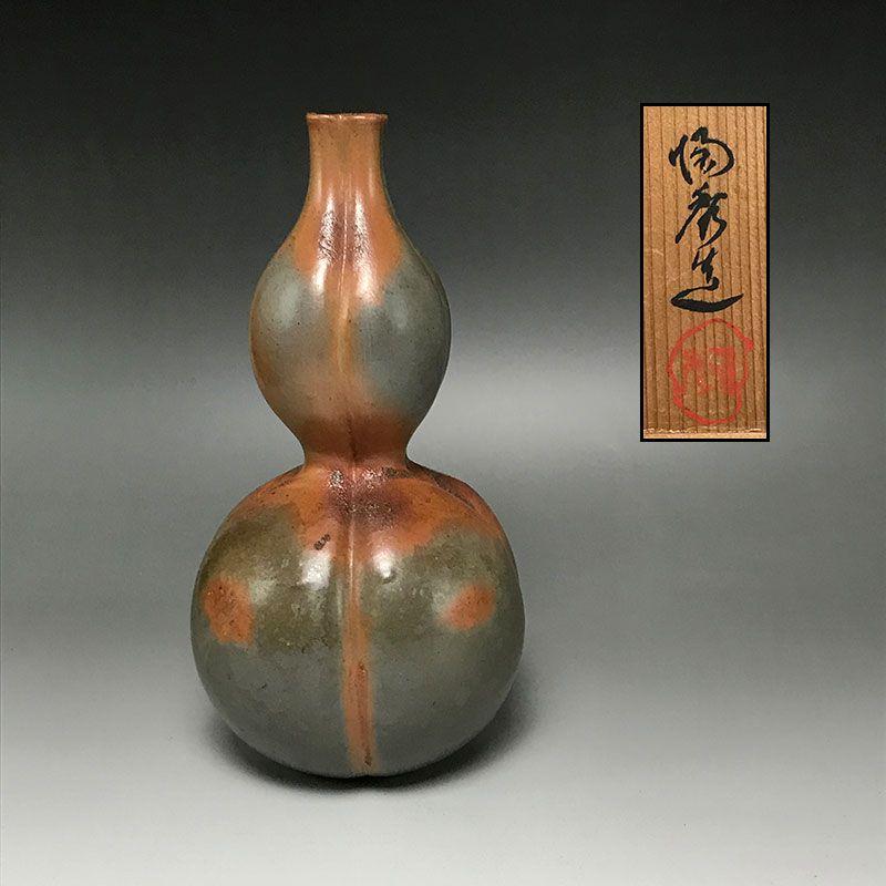 Bizen Gourd by LNT Yamamoto Toshu