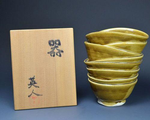Sodeisha Artist Satonaka Hideto Kiln Flaw Parody Vase