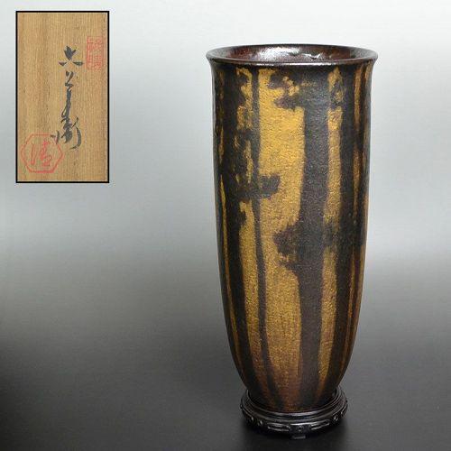 Classic Kiyomizu Rokubei VI Vase