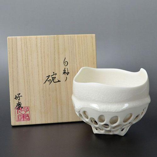 Exquisite Kato Yoshiyasu Tea Bowl