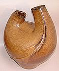 Large Nitten Exhibition Vase by Inoue Yoshihisa