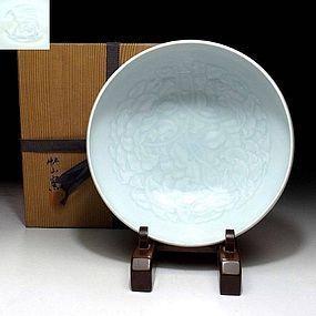 Great Bowl of Living National Treasure Kaiji Tsukamoto