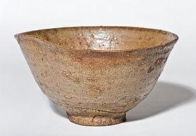 Early Edo Period Irabo Chawan from Korea - very rare!