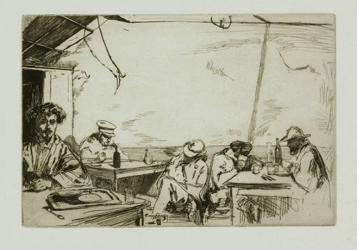 Soupe a Trois Sous, by Whistler