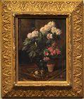 Abbott Fuller Graves, Still life with flowers