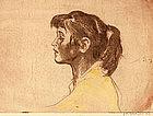 "John Edward Costigan, ""Profile of Susy Costigan"""