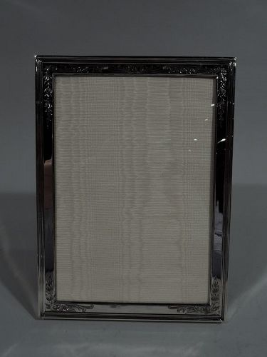 Antique Gorham Edwardian Sterling Silver Picture Frame 1915