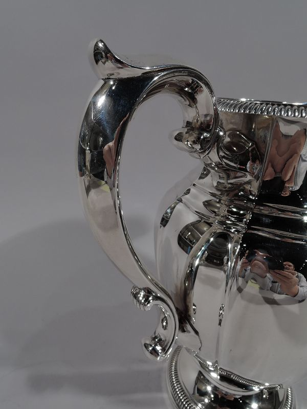 Gorham Modern Classical Sterling Silver Water Pitcher