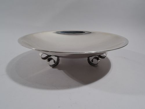 Tiffany Modern Classical Sterling Silver Centerpiece Bowl