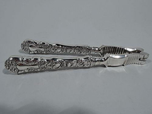 Gorham Imperial Chrysanthemum Sterling Silver Nut Cracker