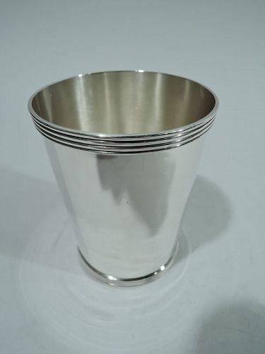 Down-Home Lexington Kentucky Sterling Silver Mint Julep Cup