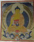 19TH CENTURY TIBETAN BUDDHIST THANGKA