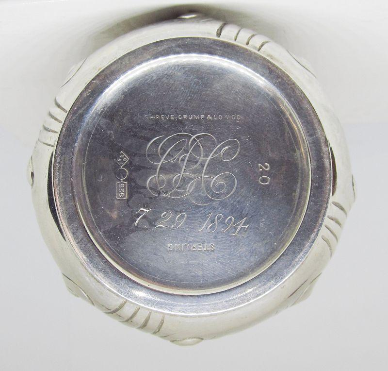 Antique Sterling Silver Sugar Caster