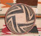 """Anasazi / Salado / Gila polychrome bowl ca 1300 ad. """"NO RESTORATION"""""""