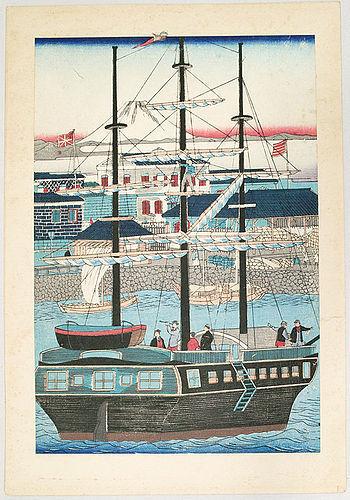 Utagawa Hiroshige III (1843–1894)