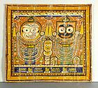 Jagannatha trinity, Balabhadra, Subhadra and Jagannatha