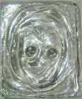 Max Ernst Glass Tile - Murano - Constantini
