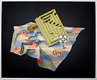 Japanese Ltd. Edition Lithograph Print Shuji Wako Maze