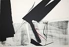 Large Ltd. Ed. Japanese Lithograph Print Toko Shinoda Through the Ages