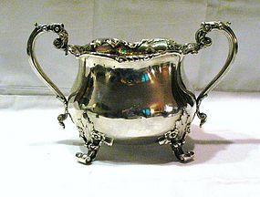 Paul Storr Sterling Silver Sugar Bowl