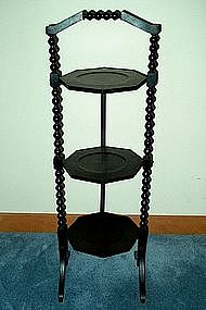 Victorian Folding Muffin Stand